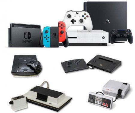Consoles & jeux