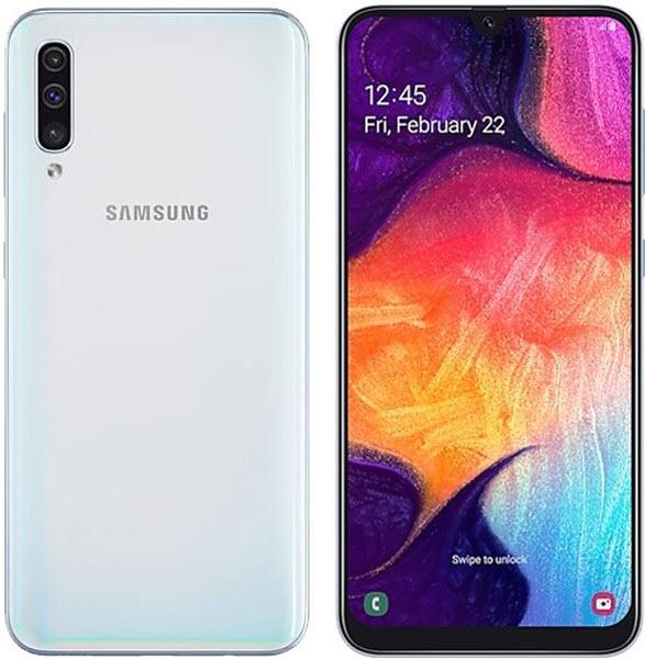 Samsung Galaxy A50 Blanc Achetez La Meilleure Offre It Tunisie