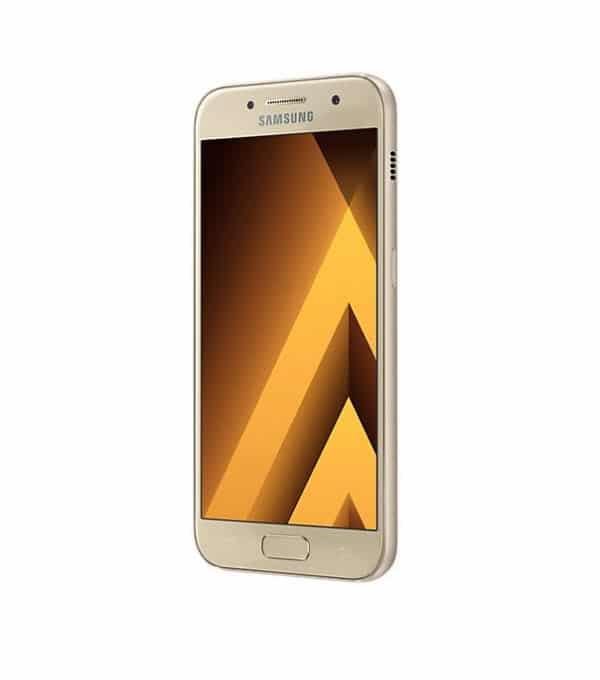 SAMSUNG Galaxy A3 2017 Gold, achetez au meilleur prix en ...