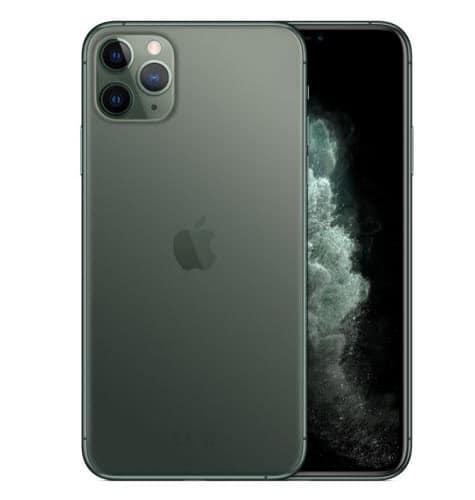 iPhone 11 Pro Max 64Go vert
