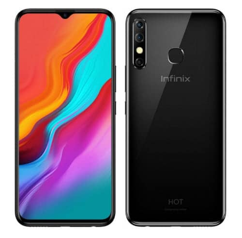 INFINIX HOT 8 Noir