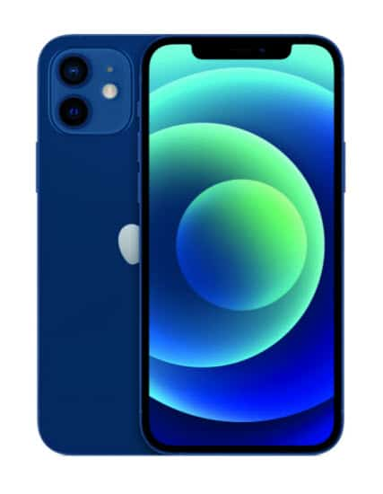 iPhone 12 Bleu